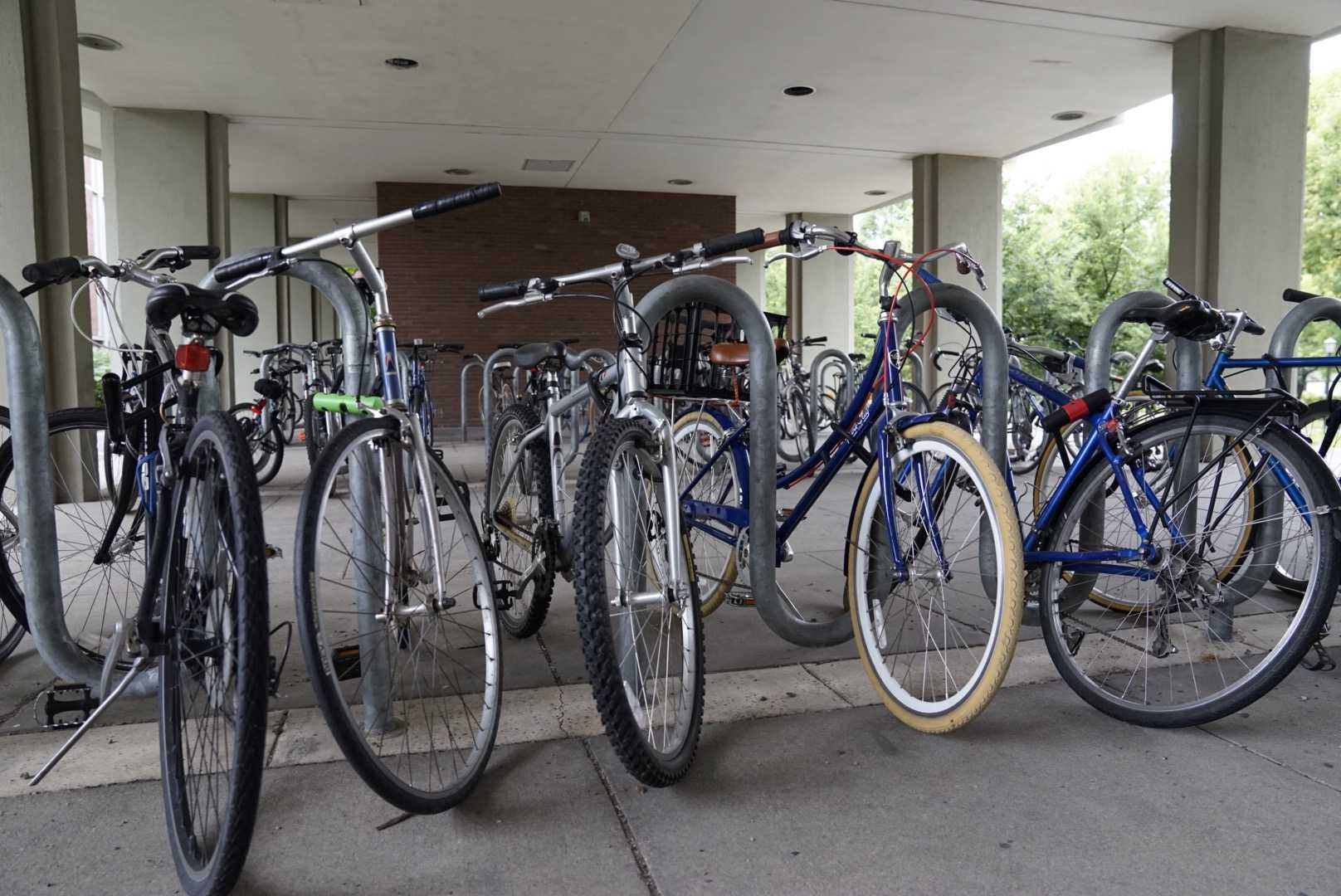 RAs deter thief as bikes are stolen from campus at increased rate