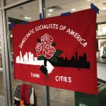 Twin Cities DSA meets in JBD, Macalester youth chapter forming