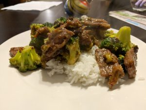 Easy, yet savory Beef & Broccoli Recipe