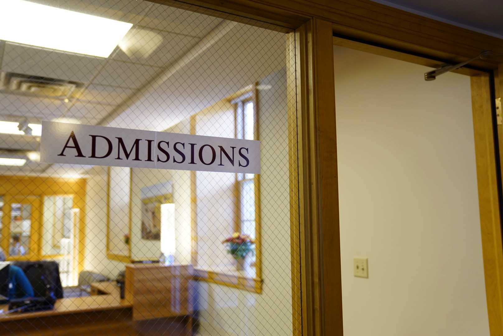 Allen, admissions still considering merits of potential test-optional policy