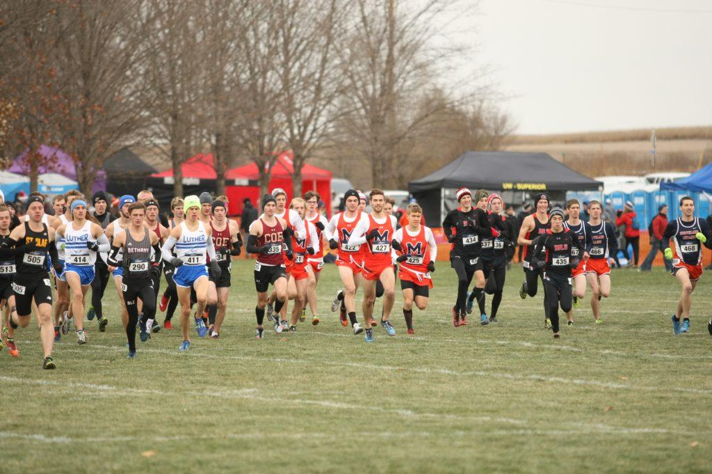 Reflections on running, injuries, and life in the Mac Pack