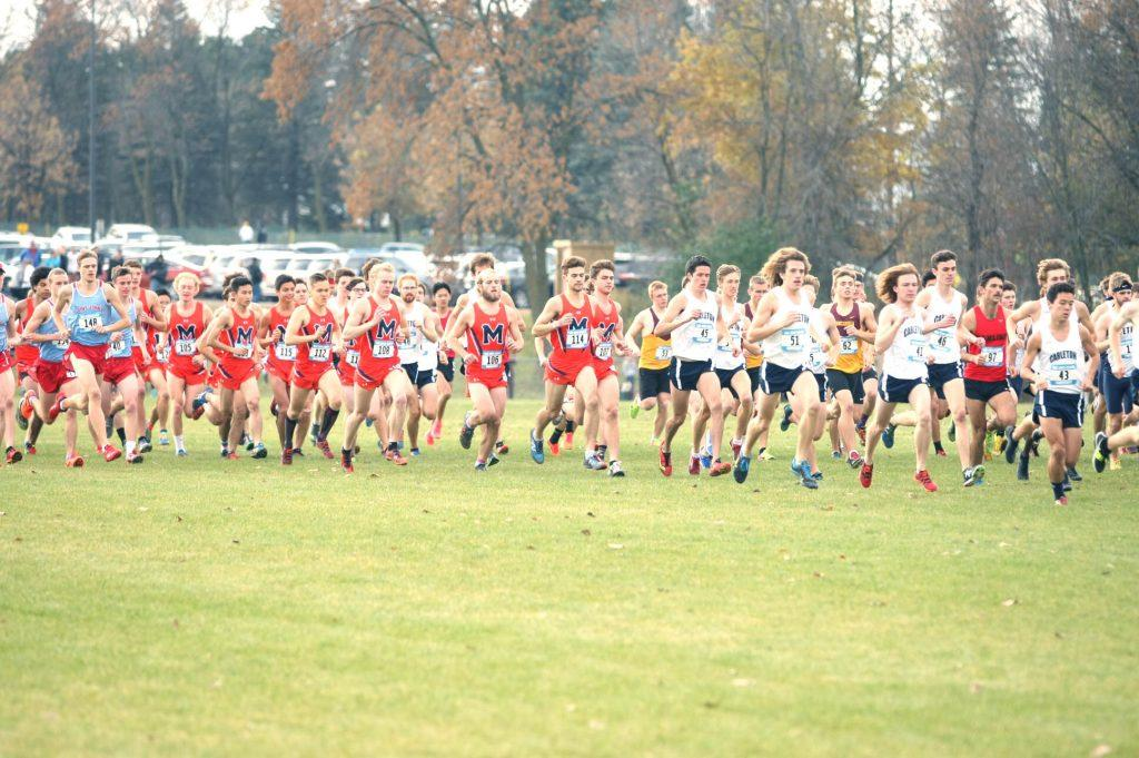 Men's, Women's XC battles at MIAC Meet, ready for Regionals