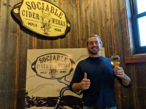 Sociable Cider Werks establishes unique flavors with beer-cider hybrids