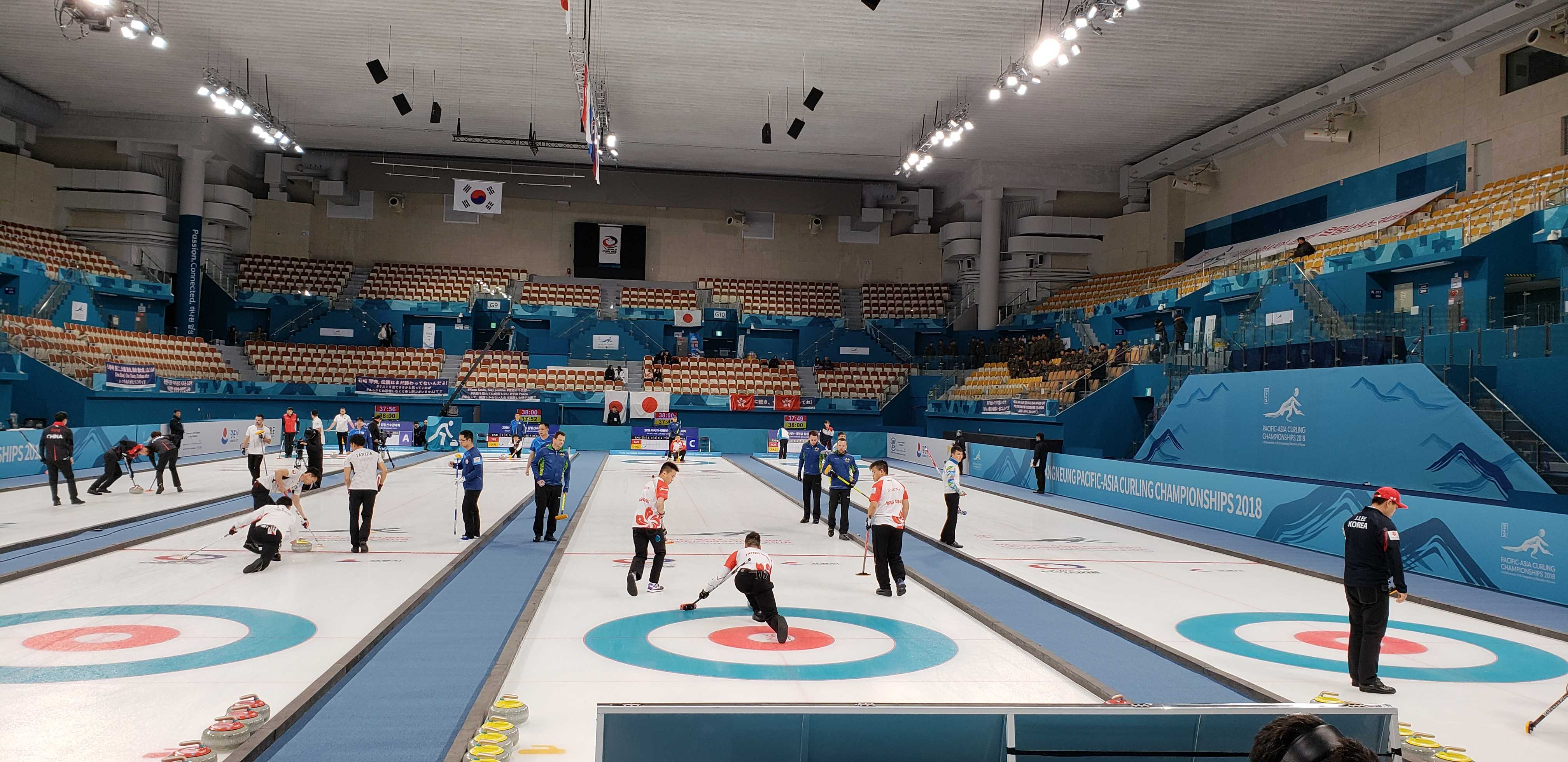 One student's journey to the Pacific-Asia Curling Championships