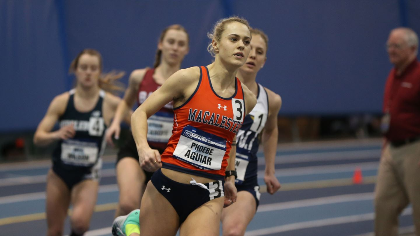 Phoebe Aguiar perseveres through injury en route to a national title