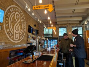 Fair State Brewing Cooperative: community and IPAs
