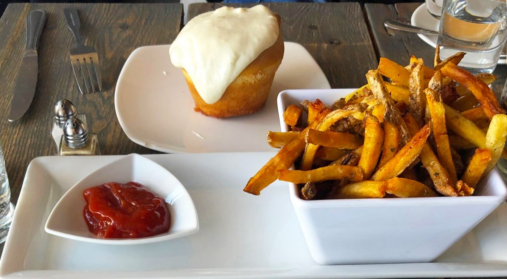 Brunch at Town Talk Diner is savory and sweet