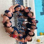 Women's Water Polo three-peats at CWPA championships