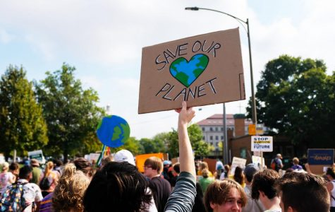 Macalester mobilizes for climate strike