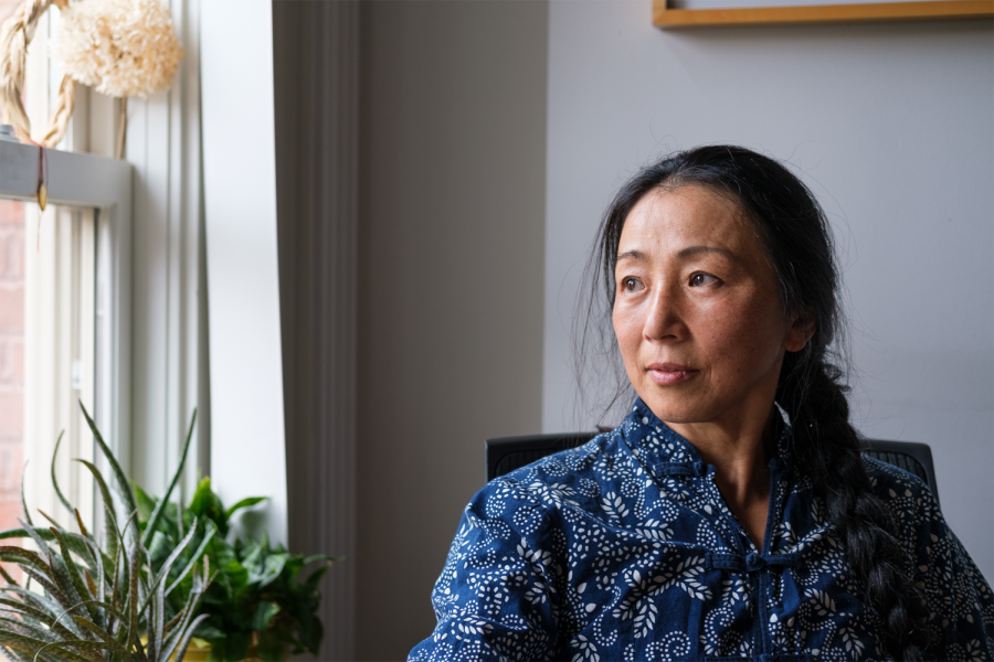 Professor Wang Ping and Macalester Embroiled in Legal Battle