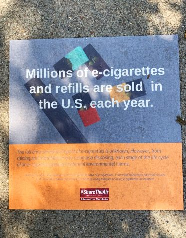 Macalester's tobacco free policy tackles e-cigarettes