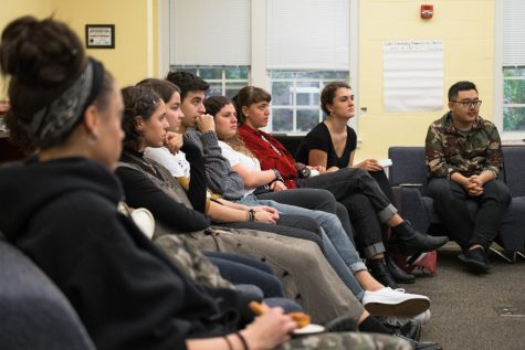 "New student group ""Building Bridges"" talks incarceration and restorative justice"