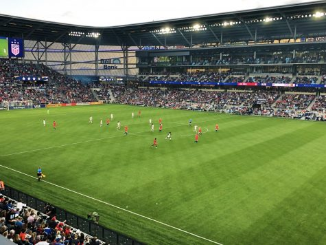 World Champion USWNT stops at Allianz Field