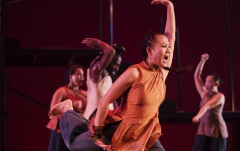 Ananya Dance Theatre performing decolonized contemporary dance
