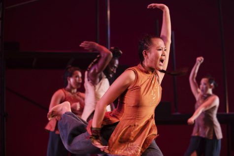 Bodies in the Balance: Fall dance concert preview