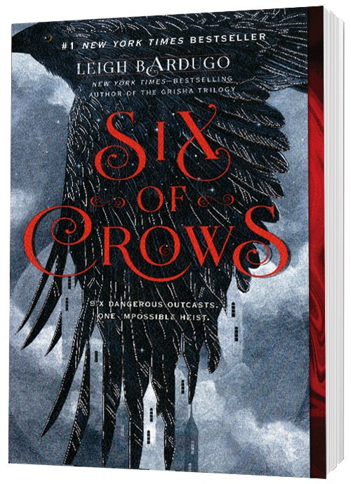 A+Novel+Idea+reviews+%E2%80%9CSix+of+Crows%E2%80%9D+by+Leigh+Bardugo