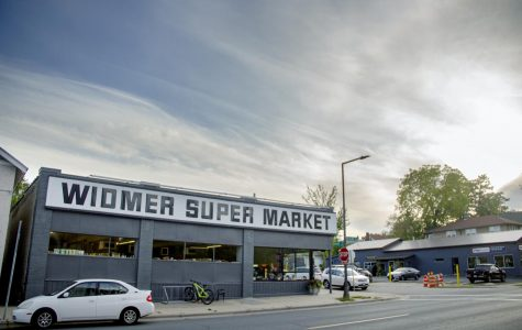 Photo of Widmer's Super Market in 2019. Widmer's is an iconic feature of Mac Groveland. Photo by Celia Johnson '22.