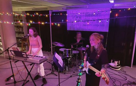 New student band Embarrass Babbitt explores musical identity