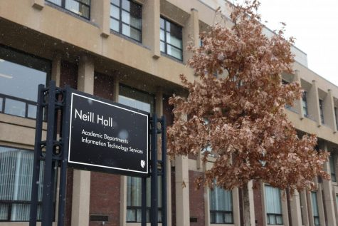 """It took me five minutes to be repulsed"": details behind the decision to remove Neill's name from Macalester building"