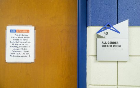 Gender-neutral locker rooms fill need in Leonard Center