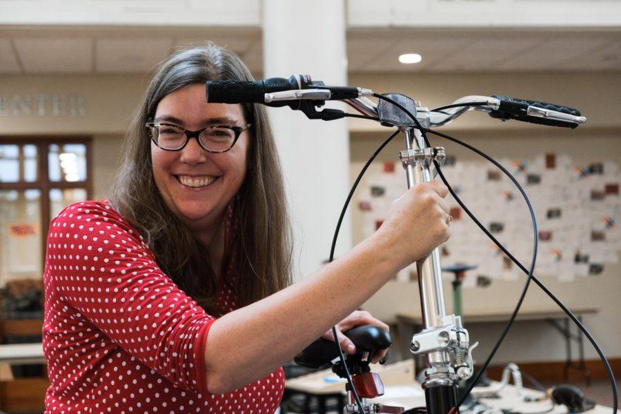 Suzanne Savanick Hansen seeks new position in higher ed sustainability