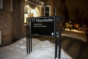 After threat to employee, Macalester increased security at 77 Mac