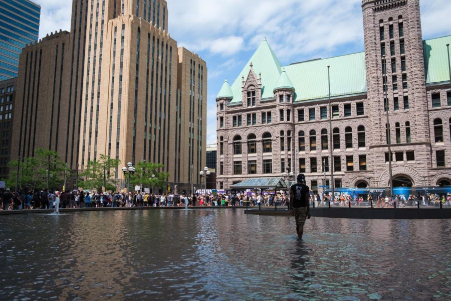 Protesters+march+through+Minneapolis+on+June+13th+to+demand+justice+for+George+Floyd+and+other+victims+of+police+violence.+Photo+by+Kori+Suzuki+%2721.+