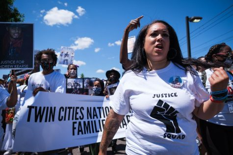 Families of police brutality victims march on the capitol