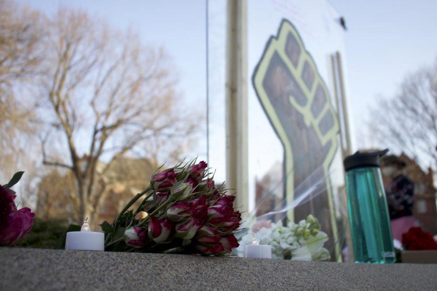 BLM@Mac vigil promotes healing, community during trial