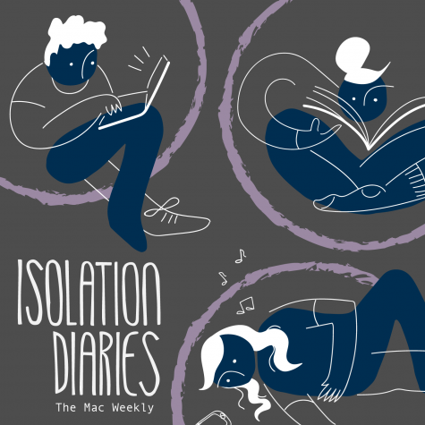The Isolation Diaries: Rose